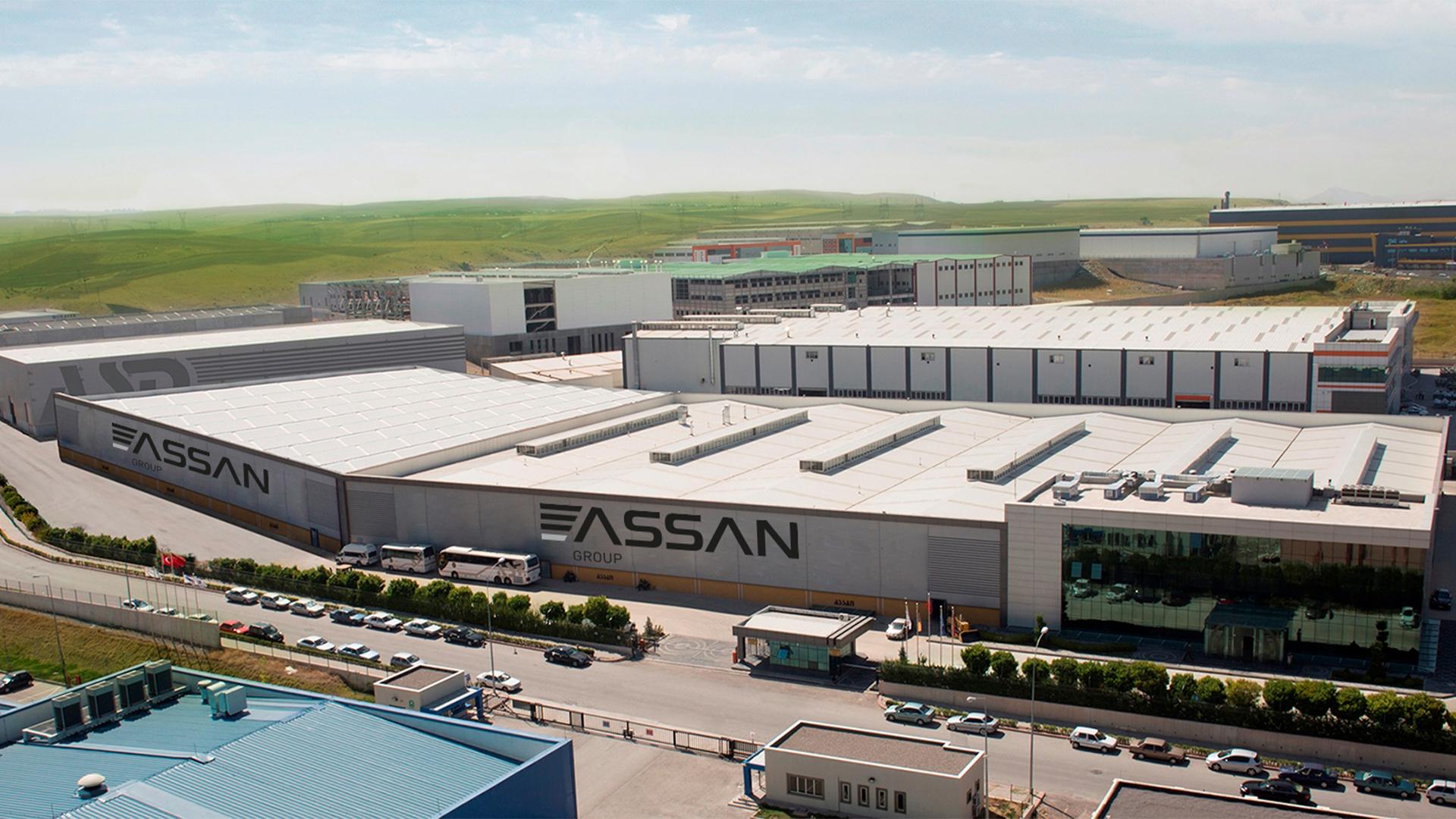 Assan Group Fabrika